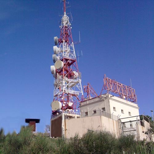 walkie emisora radio